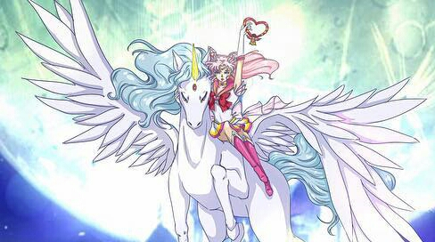 Sailor-Chibimoon-with-Pegasus-sailor-moon-crystal-40413012-488-272